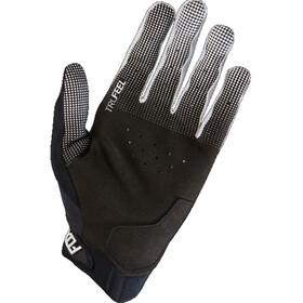 Fox Attack Gloves Men Black/White